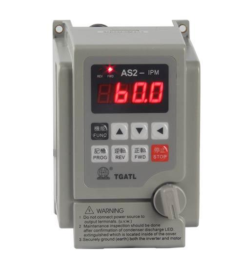 AS2-IPM变频器
